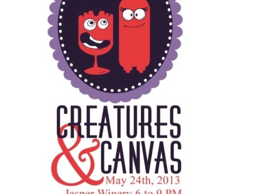 Creatures and Canvas