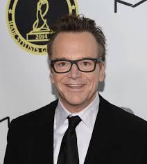 Tom Arnold with Pam and Heather