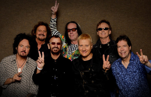 Ringo Starr and His All-Starr Band | The NEW 93.3 KIOA